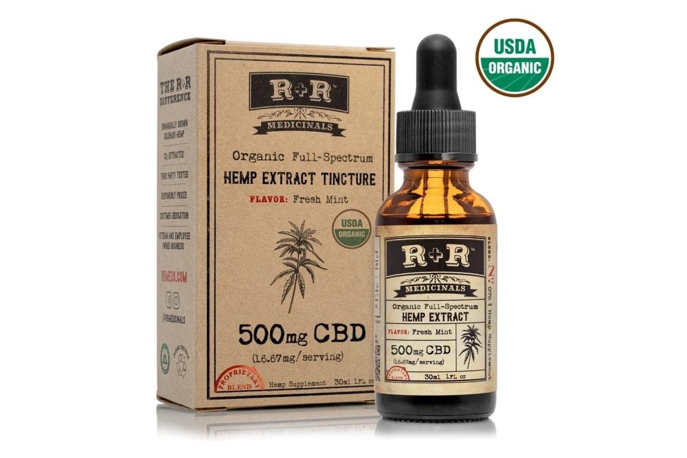 Is R+R Medicinals a Good CBD Brand?