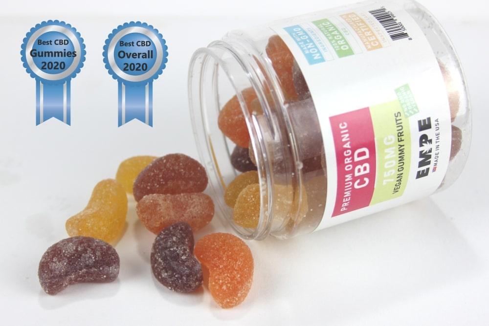 EMPE CBD Gummies | Product Review